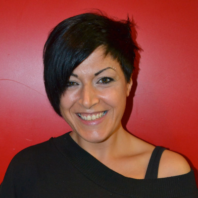 Taste of Italy Staff: Maria Crolla - Manager