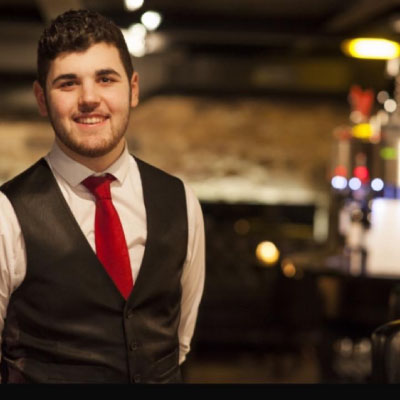 Vittoria on the Walk Staff: Leandro Crolla - Manager