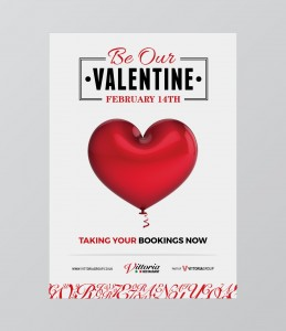 Vittoria Group Valentines Day bookings promotion