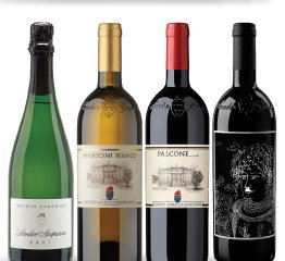 Divino Enoteca Loredon Winemaker Dinner Wine Selection