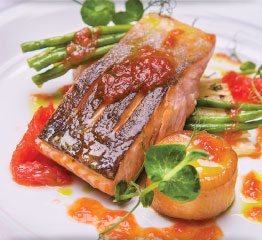 Divino Enoteca A La Carte Menu - Fish