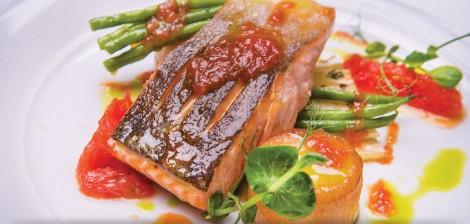 Divino Enoteca A La Carte Menu - Fish Dish