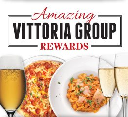 Amazing Vittoria Group rewards food and drink