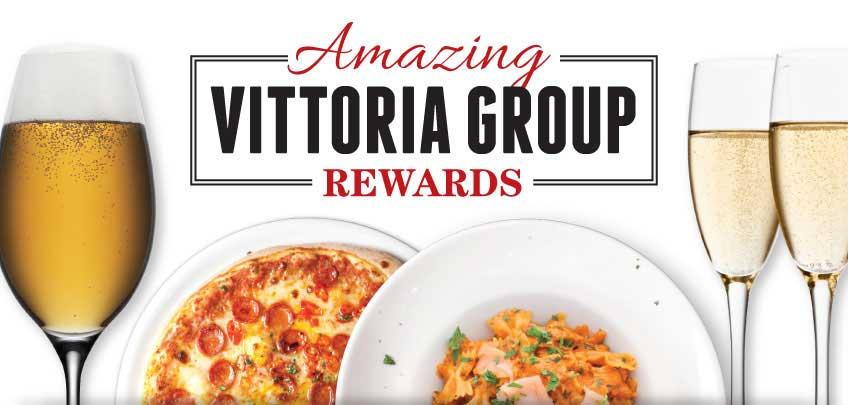Amazing Vittoria Group rewards