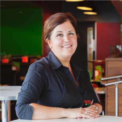 Taste of Italy Staff: Angela Crolla - Owner