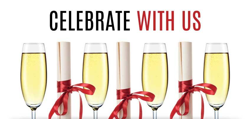 Celebrate Graduation at Vittoria Group Restaurants in Edinburgh