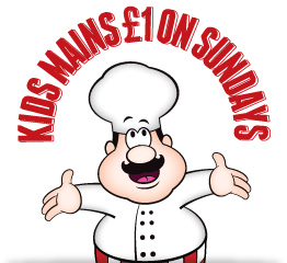 Vittoria Group £1 Kids Mains on Sundays Promotion