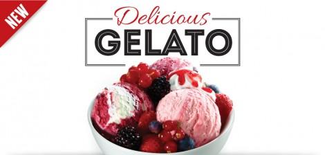 Vittoria Group Gelato Dish