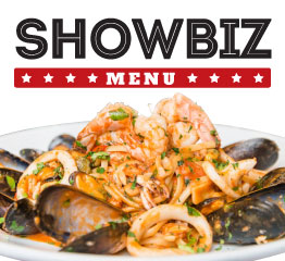 Vittoria Group Showbiz Menu