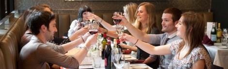 La Favorita Pizza Restaurant Edinburgh - Group Dining