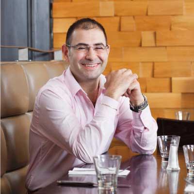 Vittoria on the Walk Staff: Roberto Silvagni - Restaurant Director