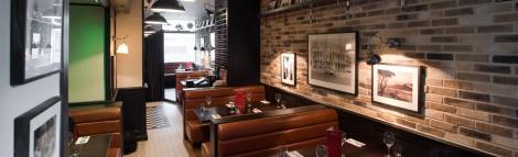 Vittoria Group Italian Restaurants Interior