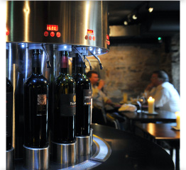 Divino Enoteca Enomatic Wine Tasting Machine