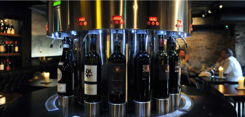 Divino Enoteca Enomatic Wine Machine
