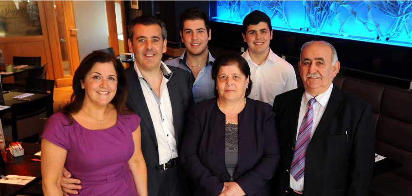 The Vittoria Group Family