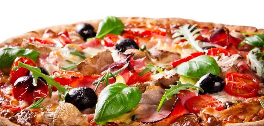 New Pizzas Available