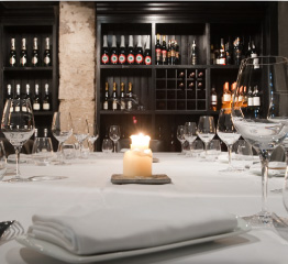 Private Dining Room a Divino Enoteca