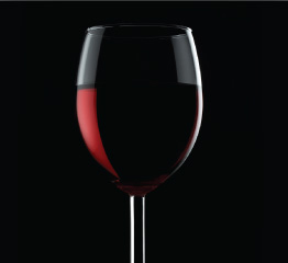 Silvio Selection Red Wine Glass