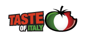 Taste of Italy Edinburgh Logo
