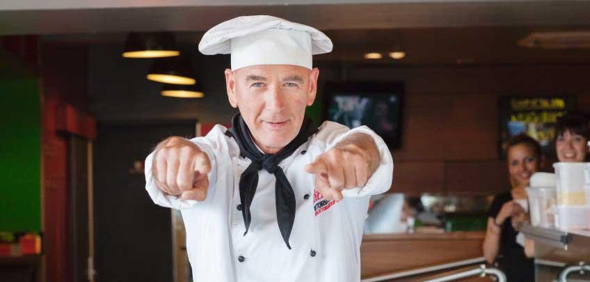 Vittoria Group Staff: John Doe - Head Chef