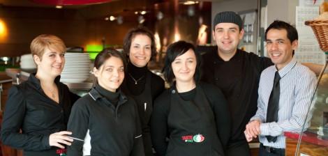 The Taste of Italy Team