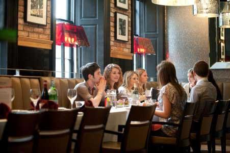 Vittoria Group Italian Restaurant Group Dining