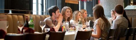 Vittoria Italian Restaurant Group Dining