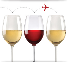 Red and White Wine Flight Experience at Edinburgh Wine Bar